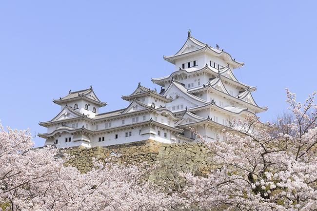 キャッスルステイのイメージ(姫路城)