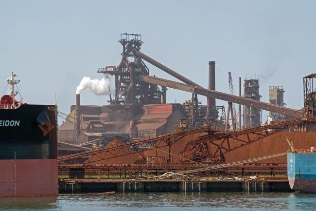 水島臨海工業地帯