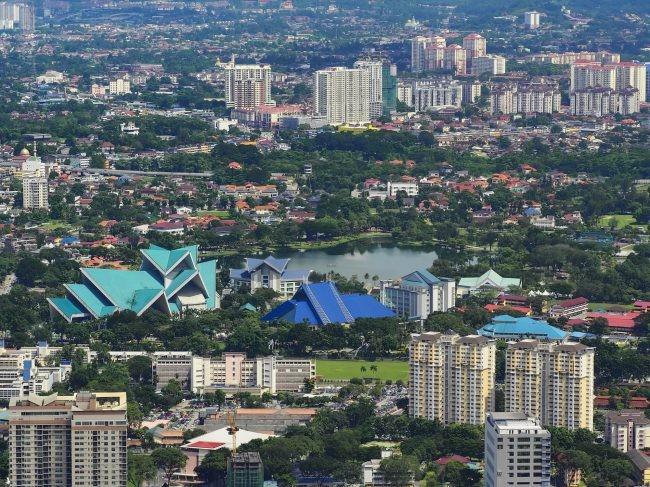 マレーシア首都
