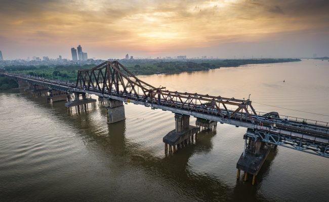 ハノイの橋