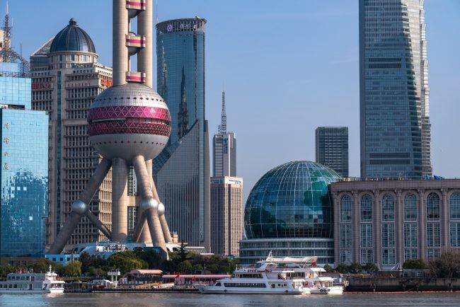 上海イメージ