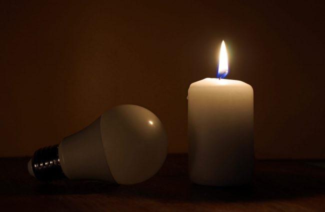 電気を使わずに生きる?
