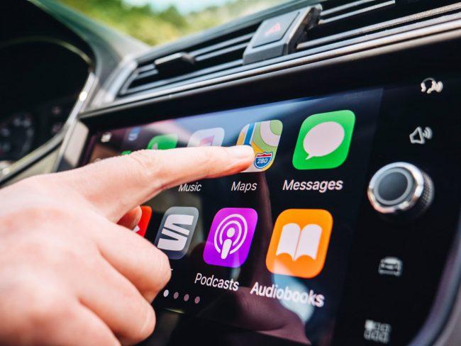 Apple Carとの関連性