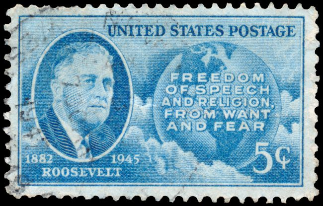 F・D・ルーズベルトについて