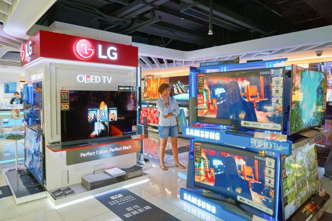 LG企業価値拡大の分析