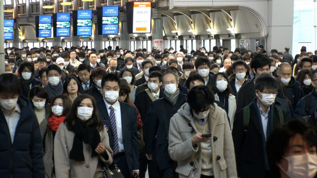 マスク規格で後れを取る日本