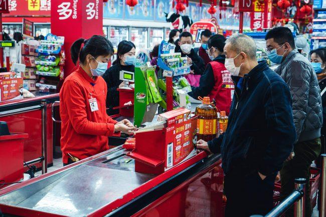 中国の食糧サプライチェーンマネジメント