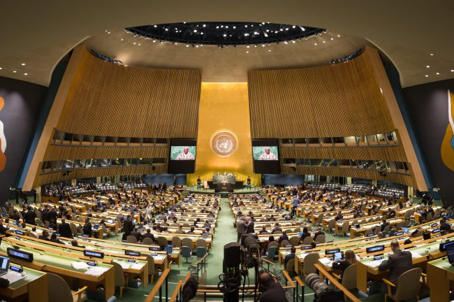 人権デューデリジェンス 国際的な歩み