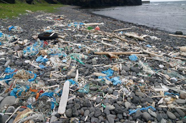 蓄積・拡散する海洋汚染