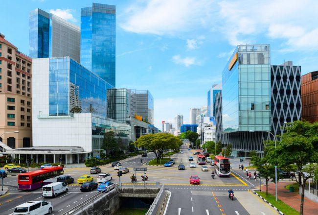 シンガポール再進出、進行中