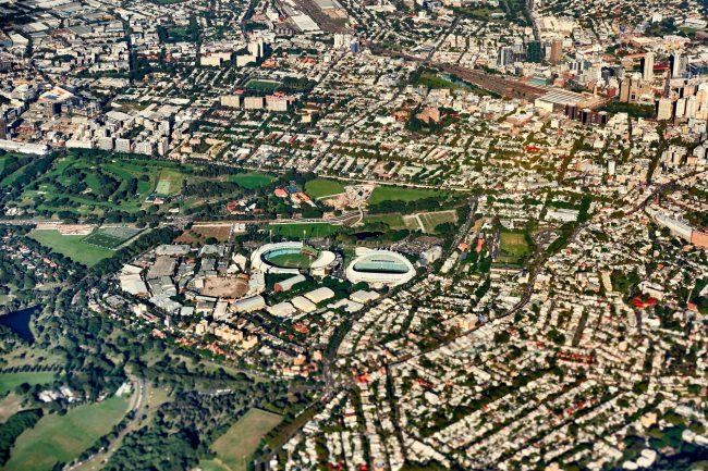 オーストラリアにおけるシドニー・オリンピック・パーク