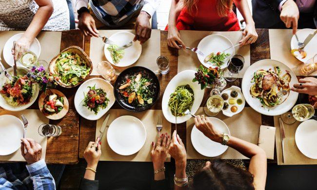 レストランの語源は「回復させる所」